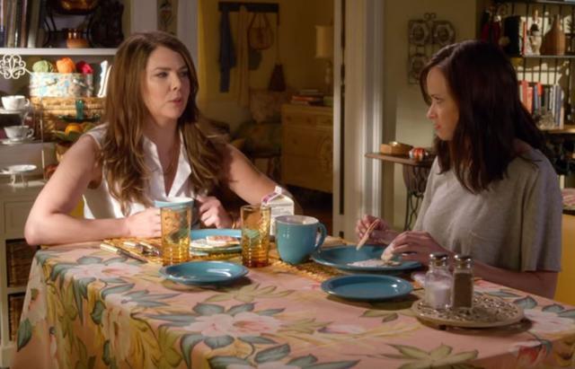 Οικογένεια Γκίλμορ: Δες το τρέιλερ για τα τέσσερα νέα σπέσιαλ επεισόδια [vds]