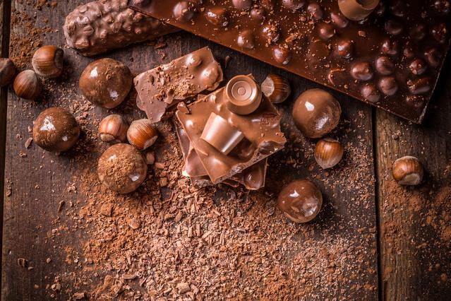 Πώς είναι να δοκιμάζεις σοκολάτες & να πληρώνεσαι γι΄αυτό;