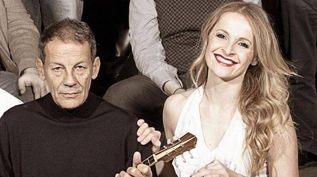 Παντρεύτηκε ο Ξαρχάκος στα 76 του χρόνια! (φωτο)