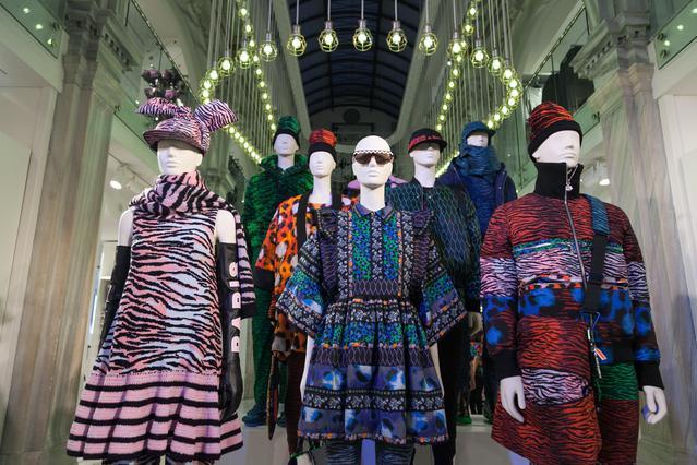 Η H&Μ υποδέχθηκε στην Αθήνα τη συλλογή Kenzo x H&M με ένα exclusive event