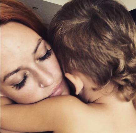 Η τρυφερή αφιέρωση της Σίσσυ Χρηστίδου στον μικρό της γιο που γιορτάζει [photo]