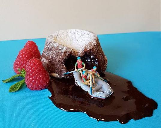 Βουνά μάφιν & μπράουνις ορυχεία: Γλυκά βγαλμένα από παραμύθι! [Photos]