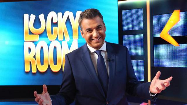 Πρεμιέρα Lucky Room: Υψηλά νούμερα τηλεθέασης για τον Γιώργο Λιάγκα