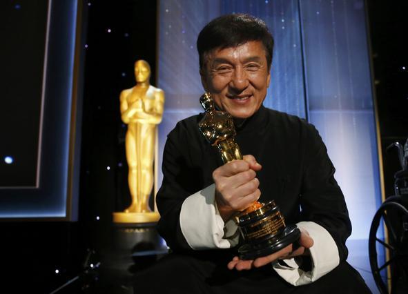 Τζάκι Τσαν: Ένα Όσκαρ με νόημα για τον Κινέζο θρύλο του Χόλιγουντ [photos]