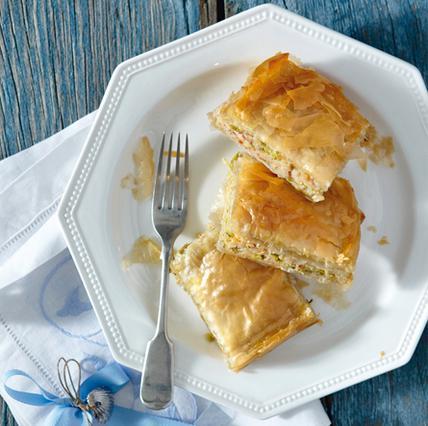 Πίτες νηστίσιμες και γευστικές
