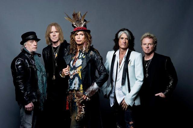 Οι Aerosmith ανακοίνωσαν την αποχαιρετιστήρια περιοδεία τους [photos]