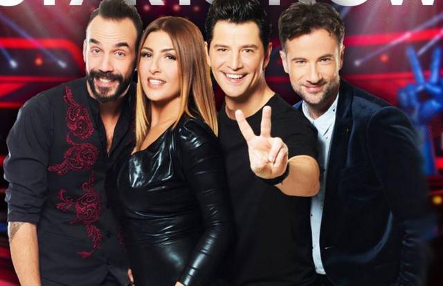The Voice: Τα υψηλά νούμερα της πρεμιέρας εκτόξευσαν την τηλεθέαση του ΣΚΑΪ