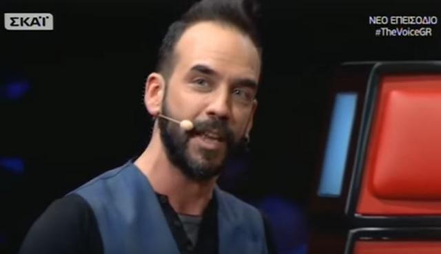 The Voice: Τους τρέλανε όλους το στιχάκι του Μουζουράκη με την απαγορευμένη λέξη [vds]