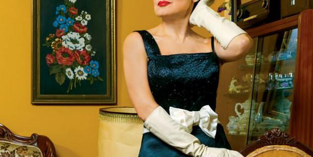 Σόφη Ζαννίνου: Λατρεύει τις δουλειές του σπιτιού [και το σιδέρωμα]