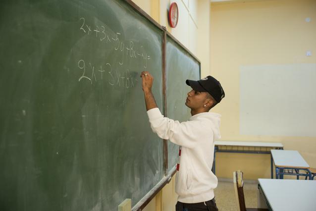 Είμαι μέσα : Το πρόγραμμα του «Μαζί για το Παιδί» για την καταπολέμηση της Σχολικής Διαρροής