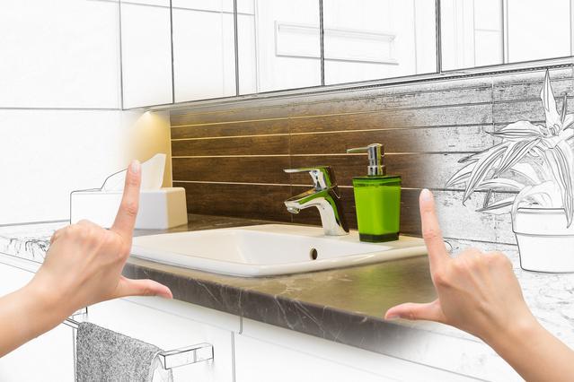 Κάνε το μπάνιο σου (σαν) καινούριο σε 10 απλά βήματα