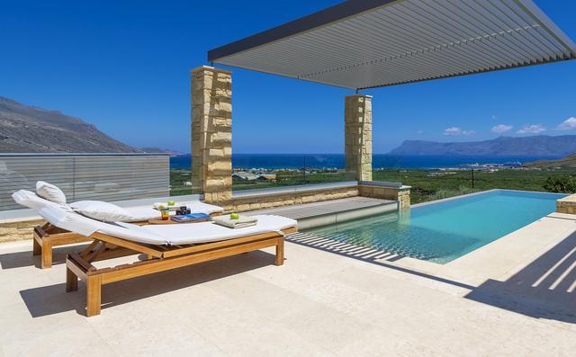 Youphoria villas: ένας επίγειος παράδεισος στην Κρήτη