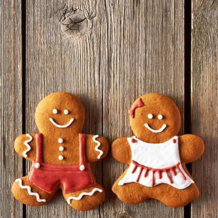 5 λάθη για ν΄αποφύγεις αν φτιάξεις μπισκότα gingerbread