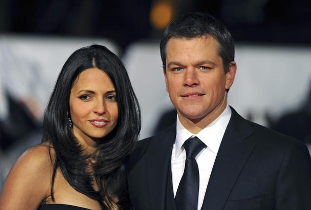 Matt Damon: Το απίθανο τατουάζ του μας συγκίνησε πολύ [photos]