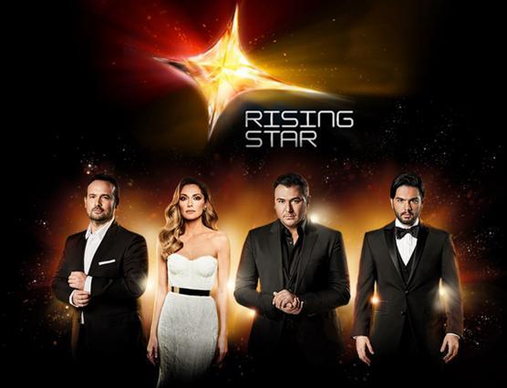 Rising Star: Υψηλά νούμερα τηλεθέασης για το αντίπαλο δέος του The Voice