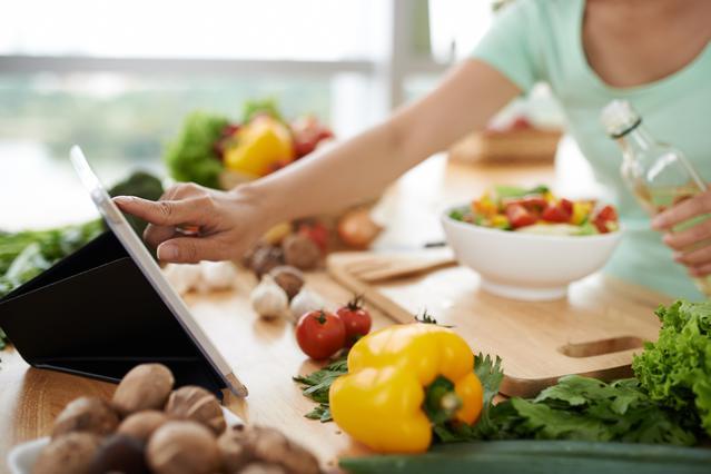 Μαθήματα μαγειρικής από την καθημερινή πρακτική