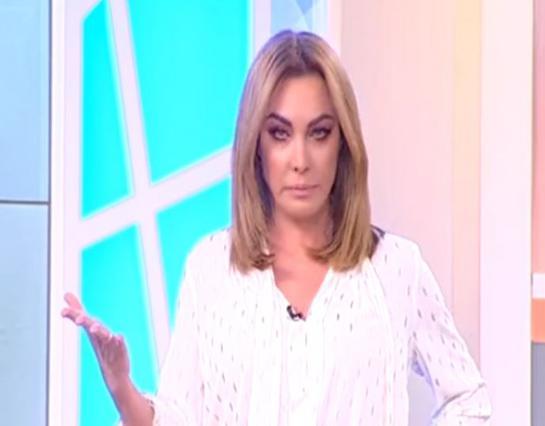 Λύγισε η Τατιάνα Στεφανίδου: «Είναι σοκαριστικό! Ό,τι πιο εξοργιστικό έχω δει» [vds]