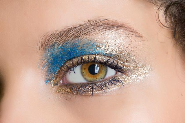 14 γιορτινά μακιγιάζ ματιών για να αντιγράψεις