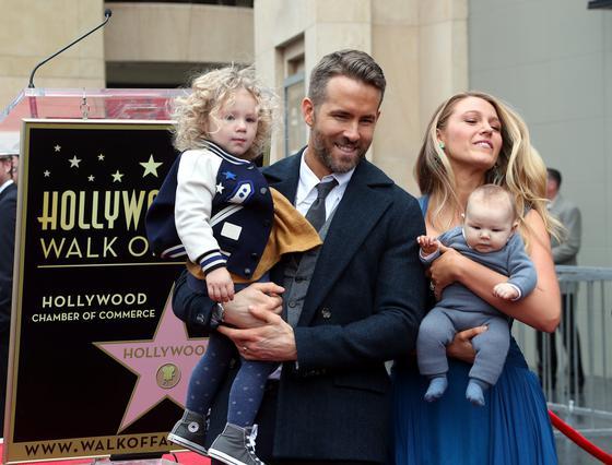 Μπλέικ Λάιβλι & Ράιαν Ρέινολντς: Έτσι ονόμασαν τη δεύτερη κόρη τους