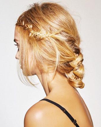 Hair Inspiration: 10 + 1 ανάλαφρα χτενίσματα για το ρεβεγιόν