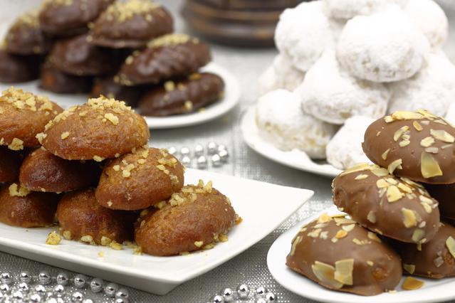 Γλυκά Χριστούγεννα χωρίς τύψεις! Tips για γλυκά χωρίς να πάρεις κιλά