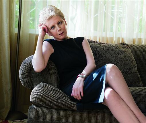 Η Έλενα Ακρίτα χωρίς μακιγιάζ, φίλτρο ή ρετούς [photo]