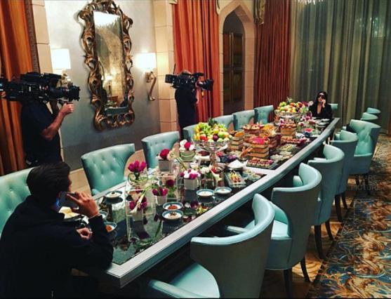 Κιμ Καρντάσιαν: Προκαλούν οι φωτογραφίες χλιδής στο Ντουμπάι με τον... γαμπρό [photos & vds]