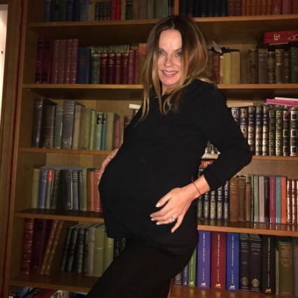 Γέννησε η Τζέρι Χάλιγουελ- Ιδού η πρώτη φωτογραφία & το όνομα του μωρού [photo]