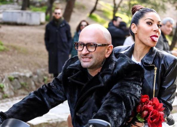 Μαριάντα Πιερίδη: Η πρώτη πόζα με τον άντρα της από το γαμήλιο ταξίδι [photo]