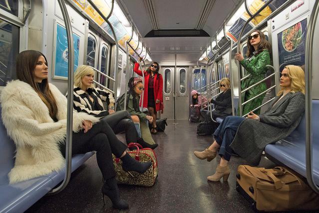 Μπούλοκ, Μπλάνσετ, Χάθαγουεϊ, Ριάνα -και όχι μόνο- στο  μετρό της Νέας Υόρκης