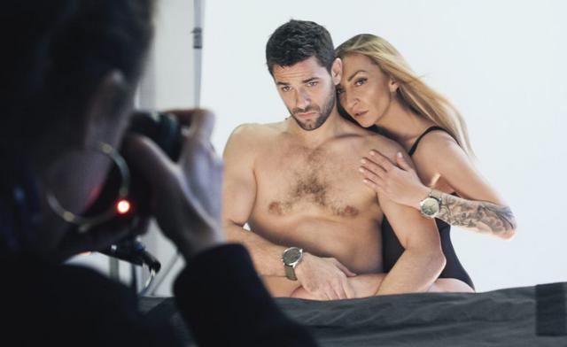 Αποστόλης Τότσικας & Ρούλα Ρέβη:  Φωτιά  η πρώτη κοινή φωτογράφησή τους [photos]