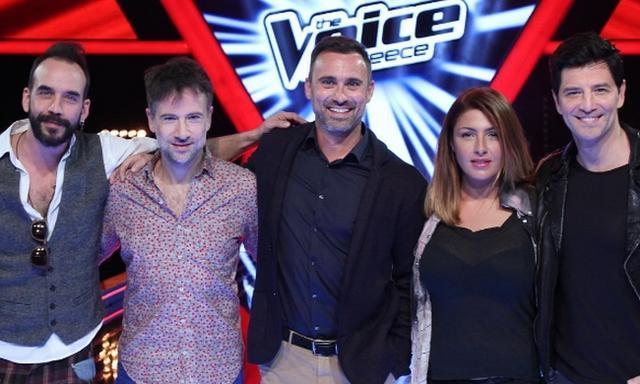 The Voice: Τρέλανε την τηλεθέαση & η θεϊκή ατάκα του Καπουτζίδη για τους ανταγωνιστές [vds]