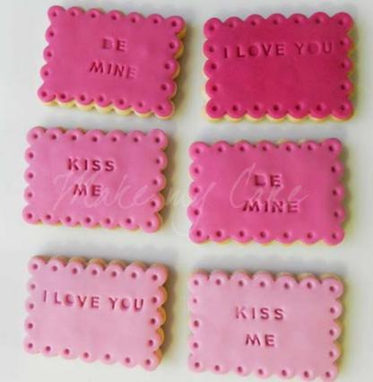 Γλυκά «σ' αγαπώ!» από το Make my Cake