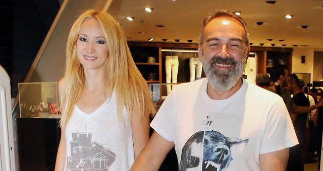 Γρηγόρης Γκουντάρας -Ναταλί Κακκαβά: Έτσι πέρασαν τη γιορτή του Αγίου Βαλεντίνου
