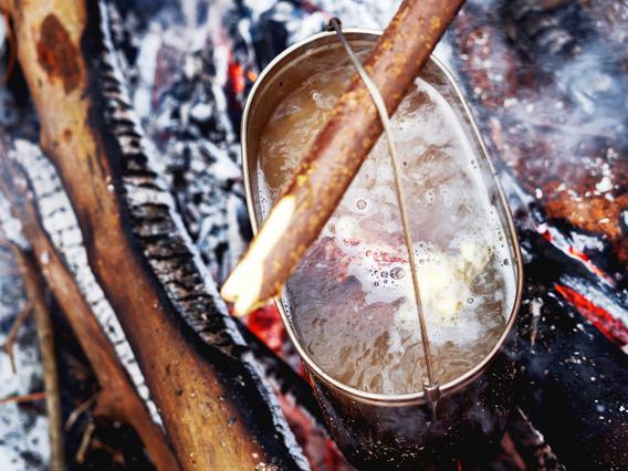 Η ψαρόσουπα του Survivor: Δες τη συνταγή