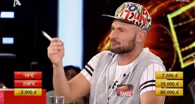 Όταν ο Πάνος Αργιανίδης έπαιζε στο Deal & κατηγόρησε το Φερεντίνο