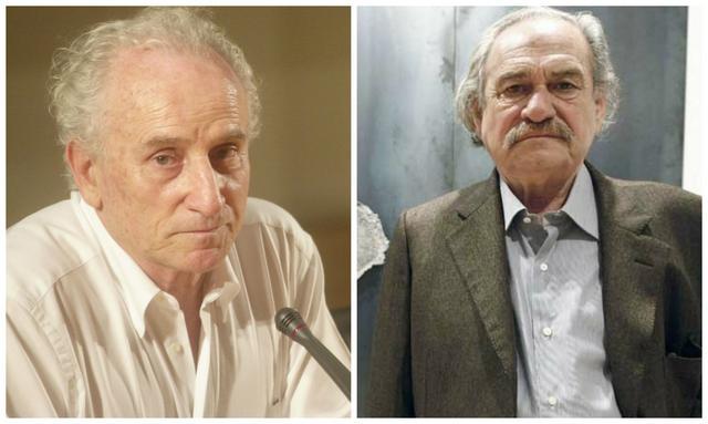 Διπλή απώλεια για την Τέχνη:  Έφυγαν  Δημήτρης Μυταράς και Γιάννης Κουνέλης