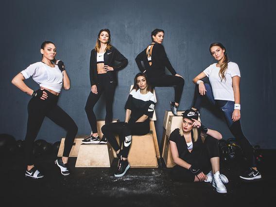 Η Nike Women εμπνέει όλες τις γυναίκες προσφέροντας μια  ολοκληρωμένη λύση για την προπόνηση και την  καθημερινότητα