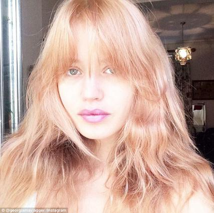 Blorange: αυτή είναι η πιο hot τάση για τα μαλλιά το 2017