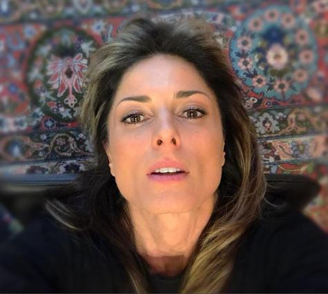 Κατερίνα Λάσπα: Για πρώτη φορά μας δείχνει τη φουσκωμένη κοιλίτσα της [photo]