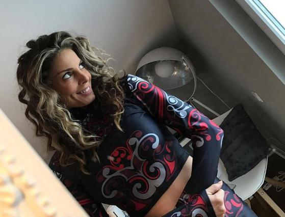 Κατερίνα Λάσπα: Δε θα πιστεύεις πόσα κιλά έχει πάρει λόγω εγκυμοσύνης!