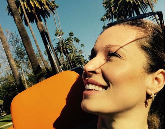 Η εντυπωσιακή εμφάνιση της Μαριέττας Χρουσαλά στα Όσκαρ [Photos]