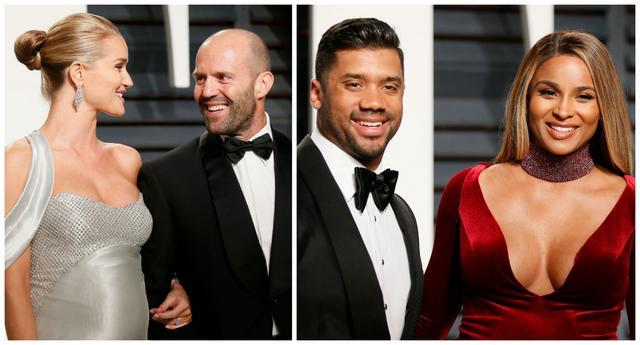 Η Ρόζι, η Κιάρα και οι κοιλίτσες τους στο κόκκινο χαλί [photos]