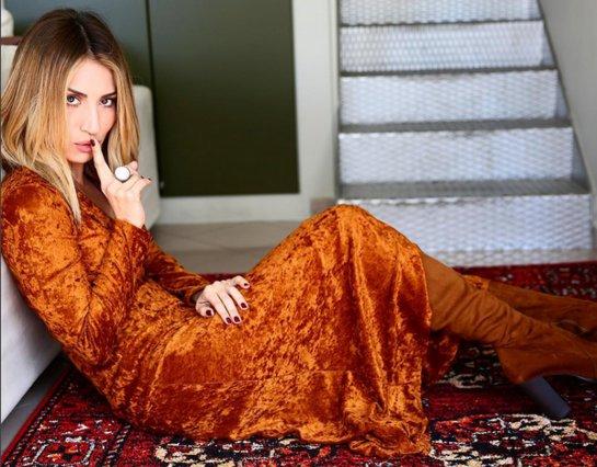 Η Μαρία Ηλιάκη με το εσώρουχο στο Instagram [photo]