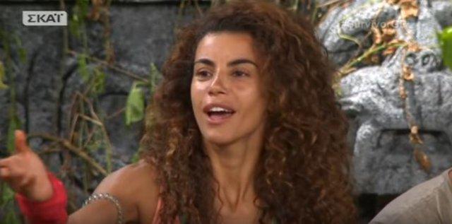 Η Παπαδοπούλου και πάλι Viral! Εμφανίστηκε στο Survivor με μαλλί κομμωτηρίου!