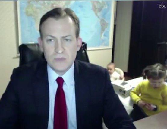 Δουλεύοντας με παιδιά: Το ξεκαρδιστικό βίντεο που έγινε viral