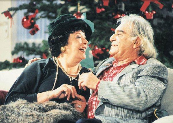 Πέθανε η αγαπημένη ηθοποιός Ευαγγελία Σαμιωτάκη