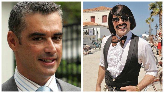Άρης Σπηλιωτόπουλος & Τόνι Σφήνος: Η άγνωστη σχέση πους τους συνδέει [photos]