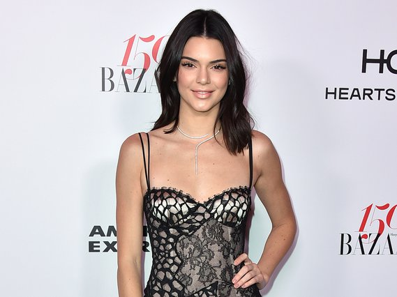 <p><span style= font-size:11px >Kendall Jenner (Photo by Jordan Strauss/Invision/AP)</span></p>
