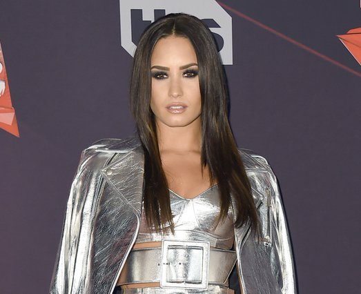 <p><span style= font-size:11px >Demi Lovato (Photo by Jordan Strauss/Invision/AP)</span></p>